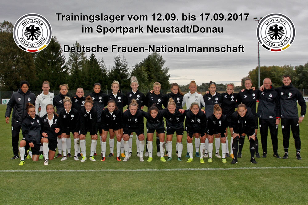 Damen Nationalmannschaft