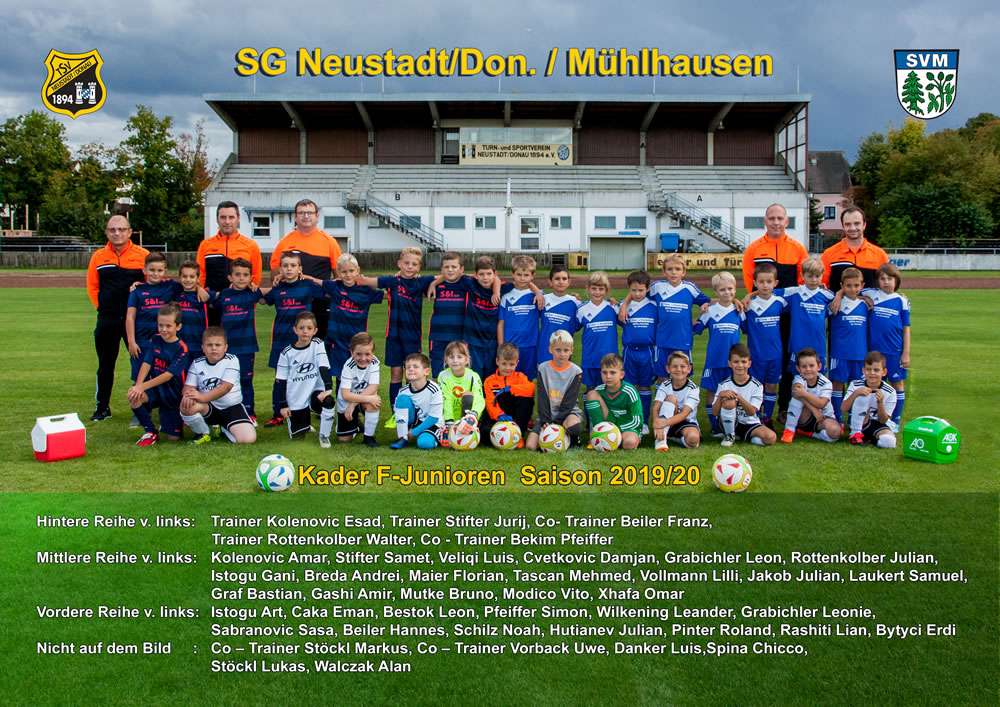 F JUNIOREN TSV 2019 2020